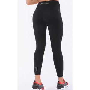 NEW Freddy Sport Energy Black Ankle Pants Medium